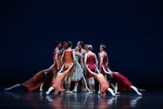Международный фестиваль балета «Мариинский» открылся в Санкт-Петербурге