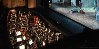 "Оркестр театра ""Метрополитен опера"". Фото - Джонатан Тишлер"