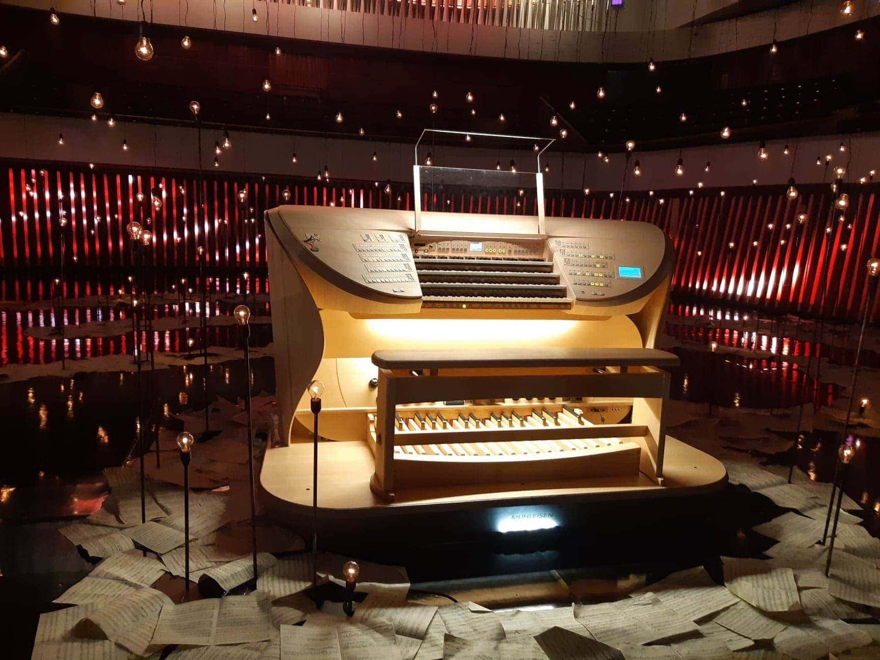 Да здравствует король: инаугурация органа в «Зарядье»
