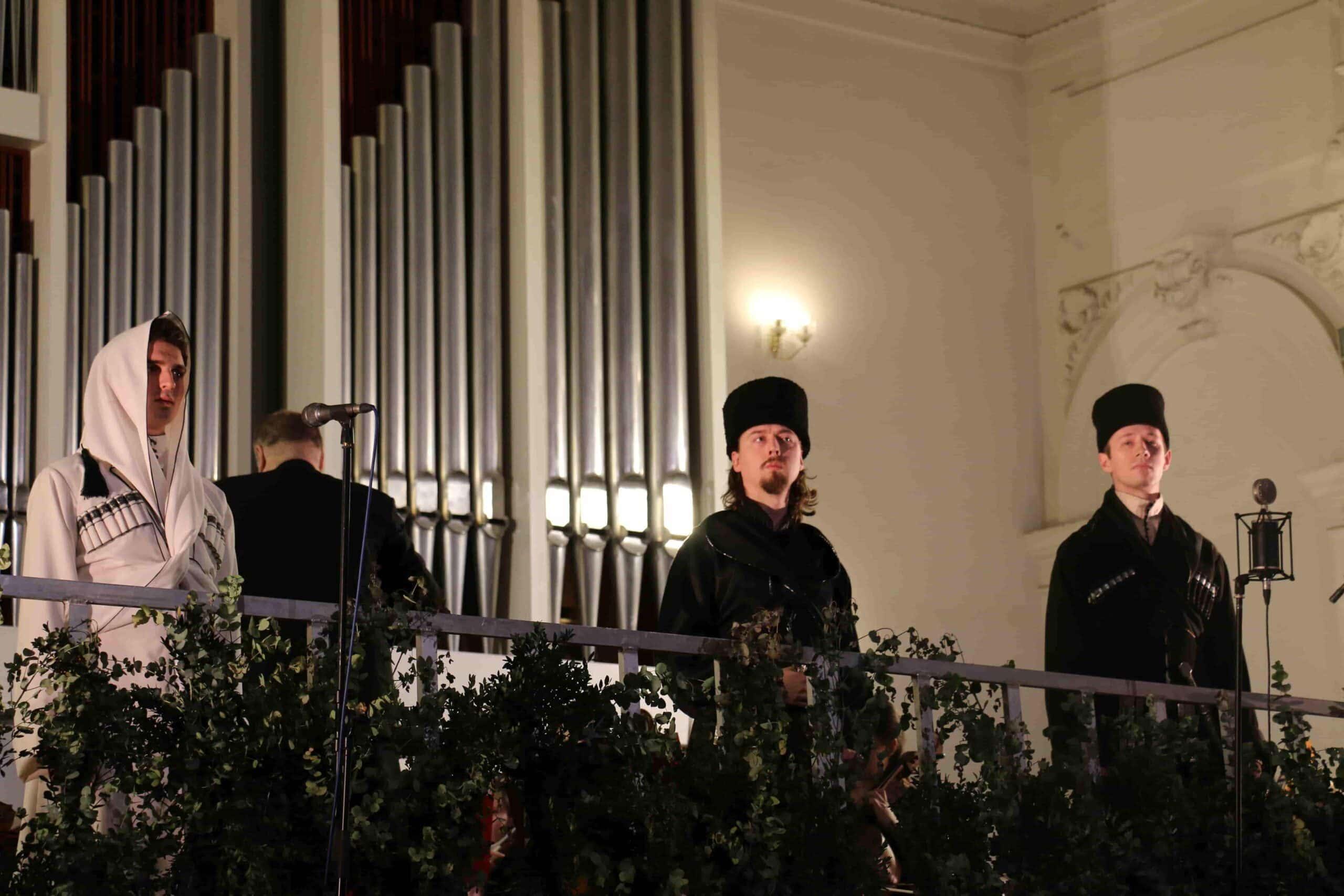 В Саратове состоялась премьера первой в балкарской культуре оперы