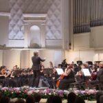 Жан-Кристоф Спинози выступил в Москве с Российским молодежным симфоническим оркестром