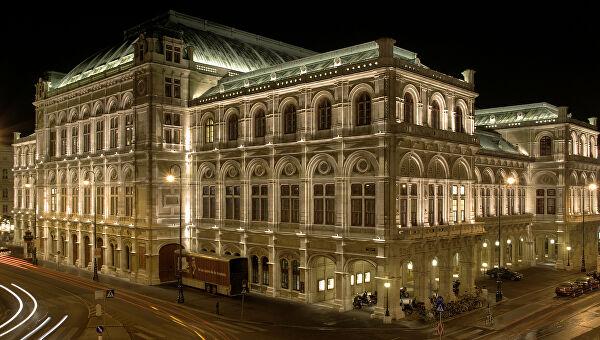 Венская опера отменила спектакли до конца марта из-за коронавируса. Фото - Markus Leupold-Löwenthal