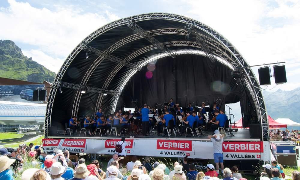 Фестиваль в Вербье не состоится