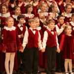 Большому детскому хору имени В. С. Попова – 50 лет!