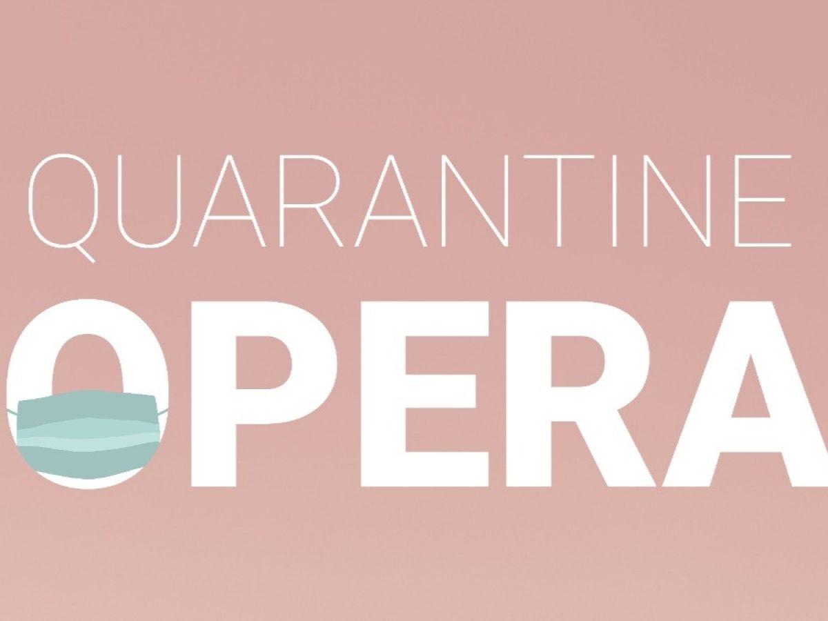Опера на карантине