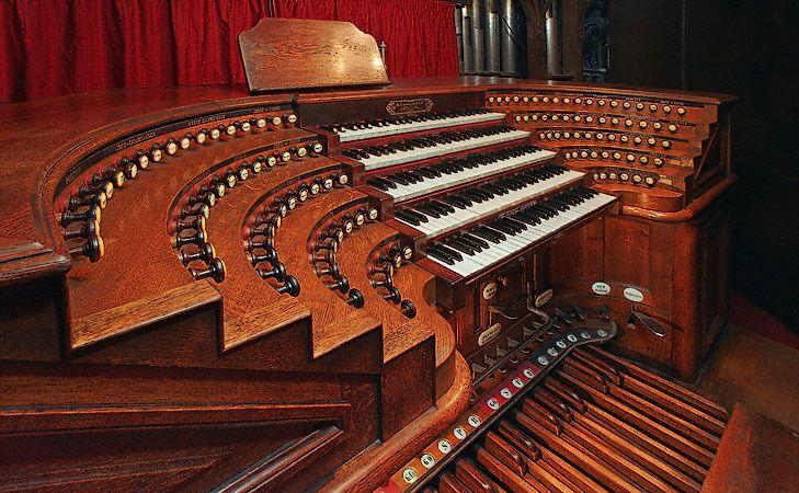organ keyboard - Кто вы в мире академической музыки?