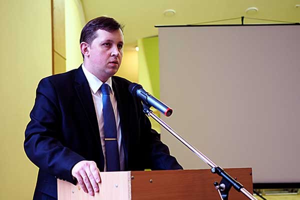 Александр Рыжинский, фото - пресс-служба Министерства культуры РФ