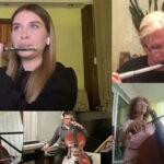 Музыканты Сочинского симфонического оркестра в режиме самоизоляции записали видеоролик