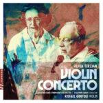 Создание скрипичного концерта Алисией Терциан ознаменовало начало её 65-летней композиторской карьеры