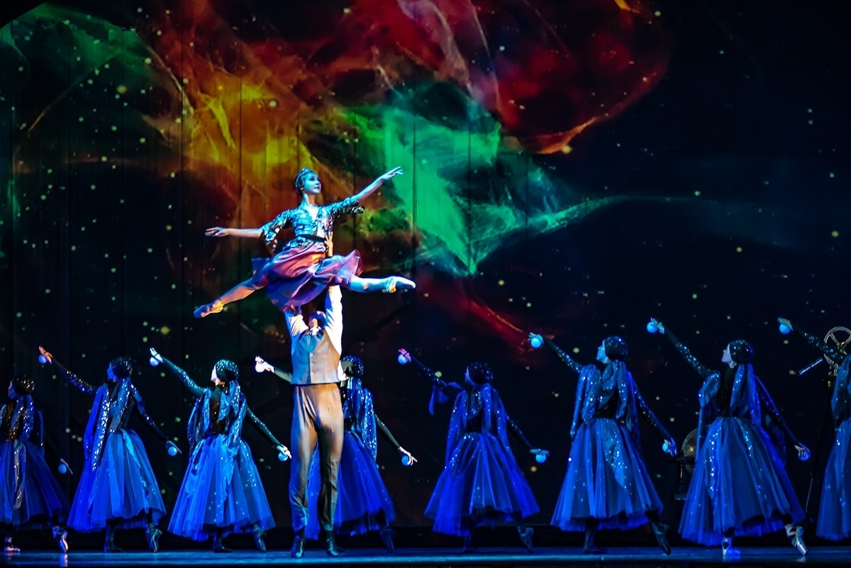 балет «Безымянная звезда»