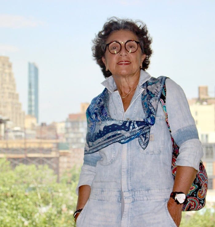 Этери Анджапаридзе, 2018 год, Whitney Museum
