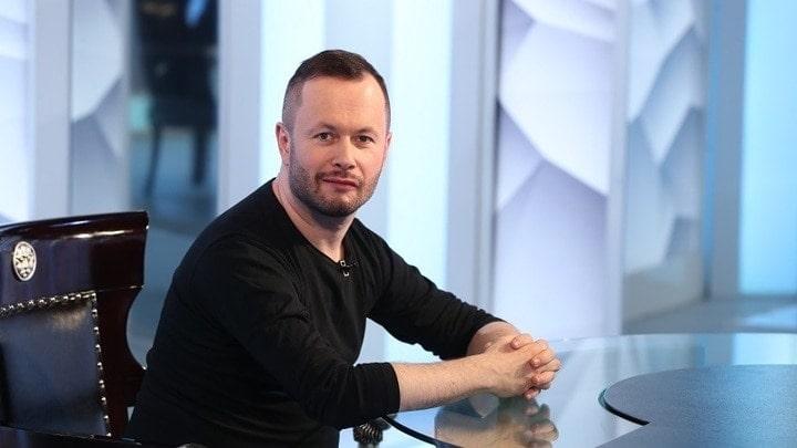 Дмитрий Черняков. Фото - Вадим Шульц