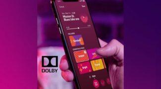 Компания Dolby представила бесплатное приложение Dolby On