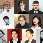 Участники Grand piano competition 2021