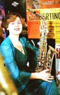 «Королева саксофона - так меня звали не только мои почитатели, но и конкуренты и даже завистники»