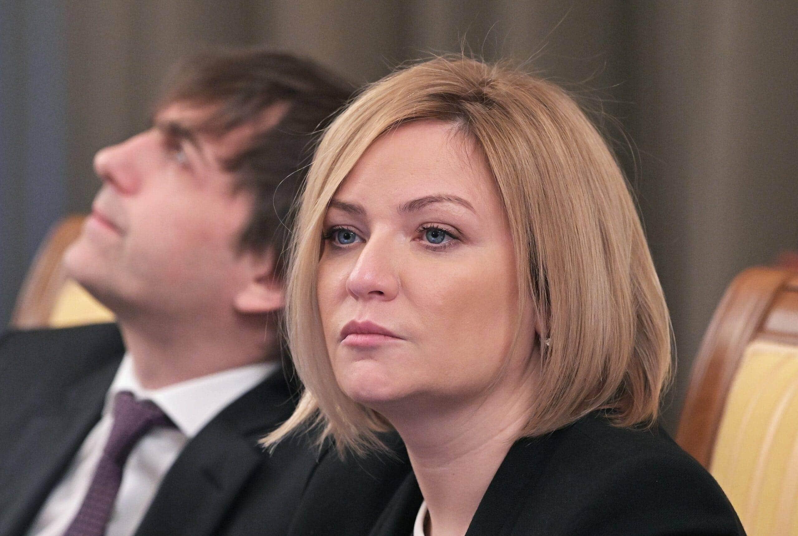 Ольга Любимова. Фото - Сергей Гунеев