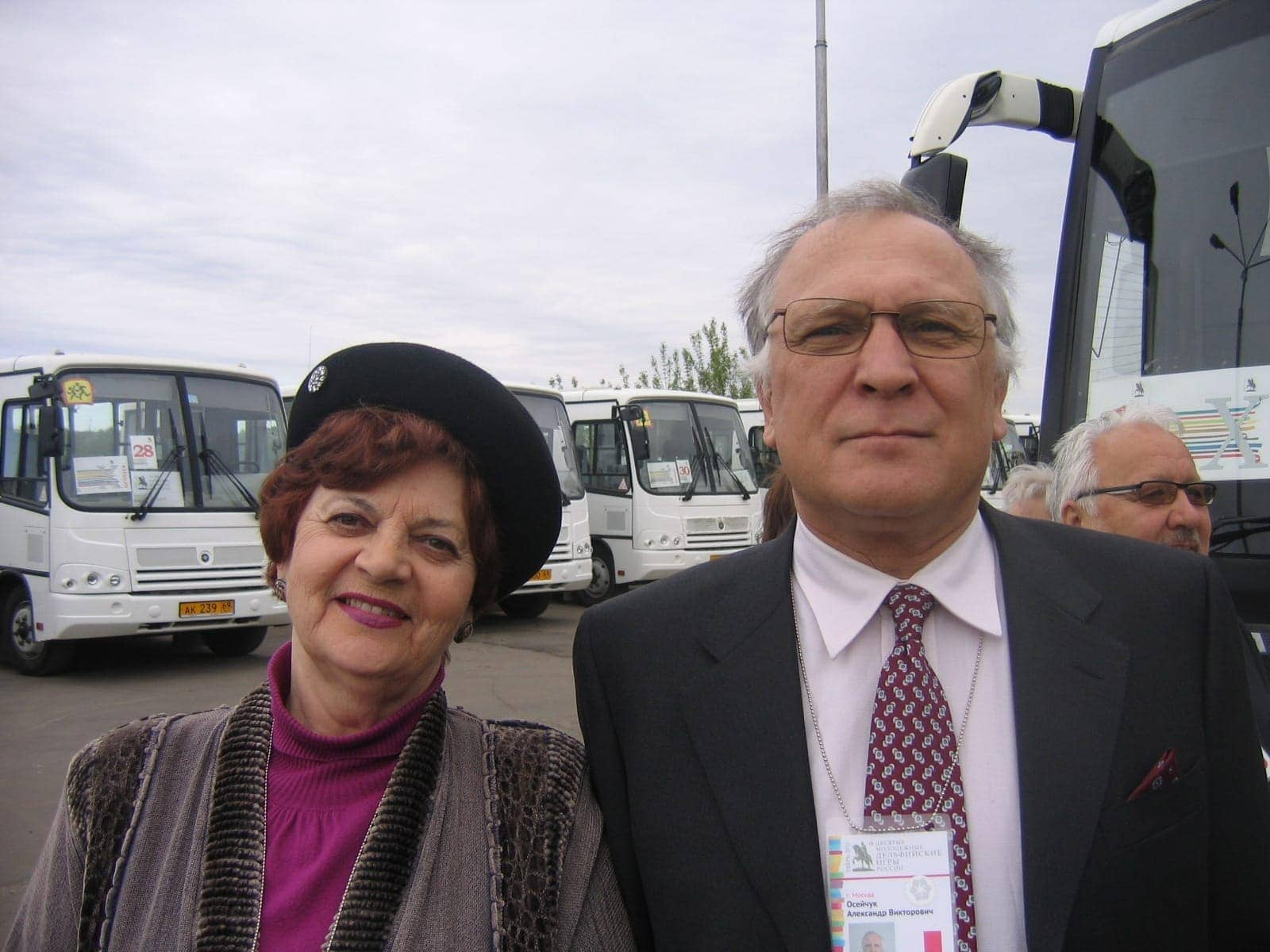 Маргарита Шапошникова и Александр Осейчук в жюри Дельфийских игр
