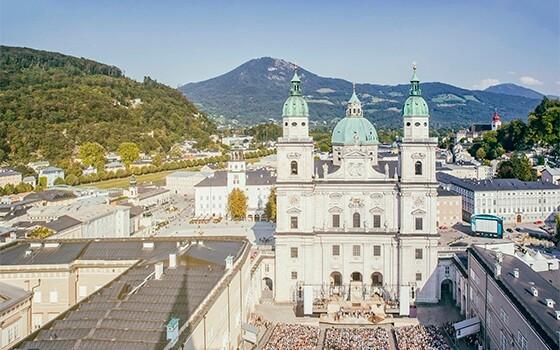 Зальцбургский фестиваль пройдет в сокращенном формате © Salzburger Festspiele