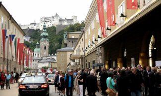 Часть программы Зальцбургского фестиваля может состояться