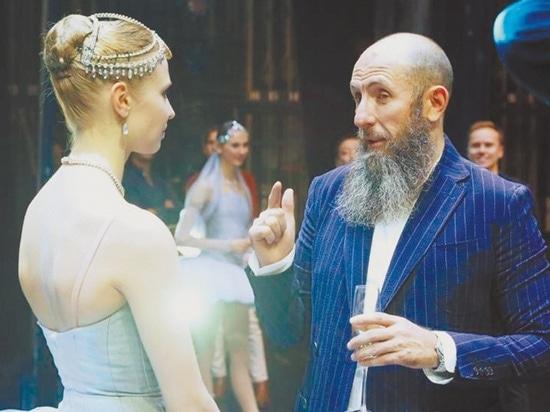 Анжелина Воронцова и Владимир Кехман. Фото из личного архива