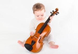 Младенцы отличают мажор от минора