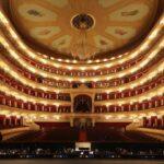 Зал Большого театра. Фото - Вадим Шульц