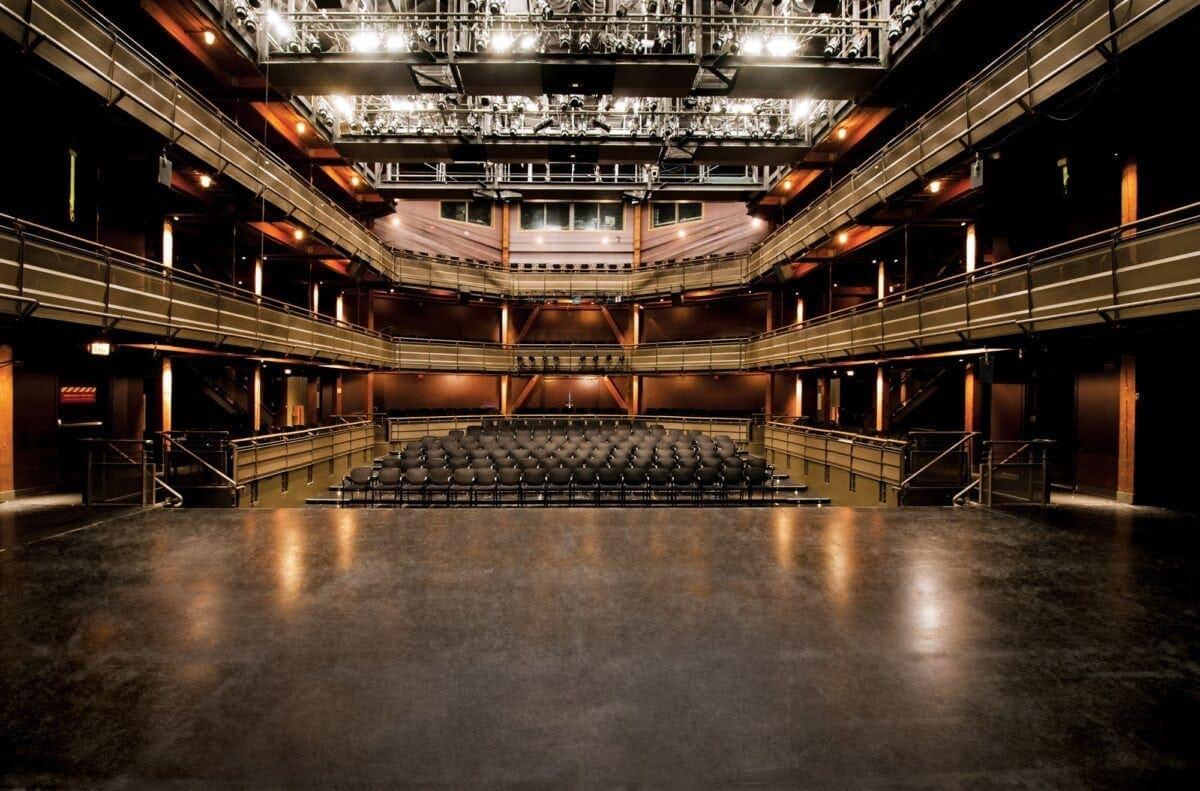 Goodman theatre, Чикаго. Фото - Стивен Гросс
