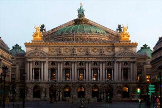 Опера Гарнье © Marc Walter / OnP