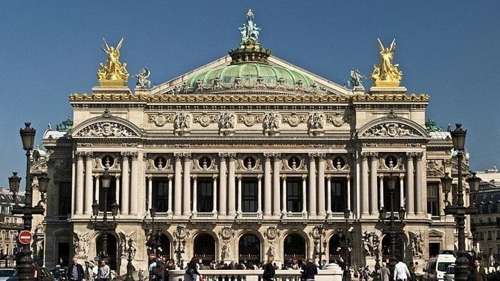 Парижская опера открылась для туристов. Фото - Питер Ривера