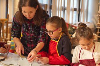 Детская студия МАМТ. Фото - Сергей Родионов