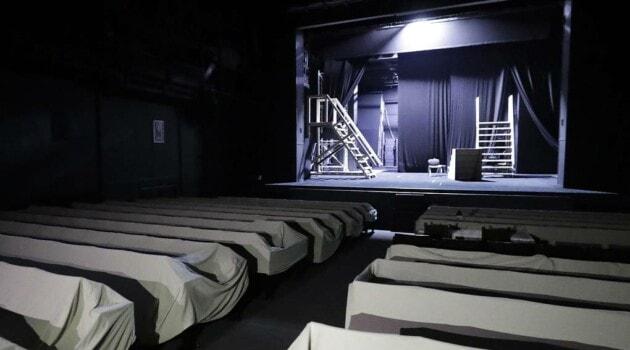 Роспотребнадзор подготовил предписания по возобновлению деятельности столичных театров. Фото - Михаил Метцель