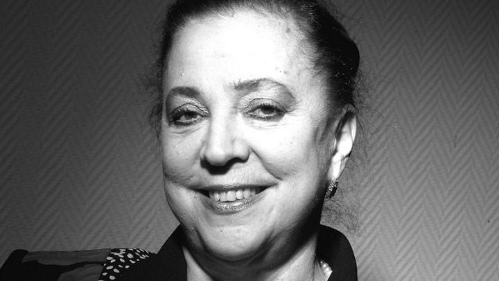Жанна Дозорцева. Фото - сайт Московской филармонии