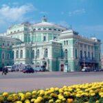 Мариинский театр снова открыт для зрителей