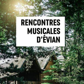 Фестиваль в Эвиане ─ одно из первых в мире мероприятий с публикой с начала пандемии