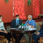 15 июля 2020 в Камерном музыкальном театре «Санктъ-Петербургъ Опера» состоялась пресс-конференция