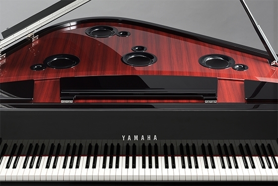 Yamaha AvantGrand N3X. Фото - Yamaha Music