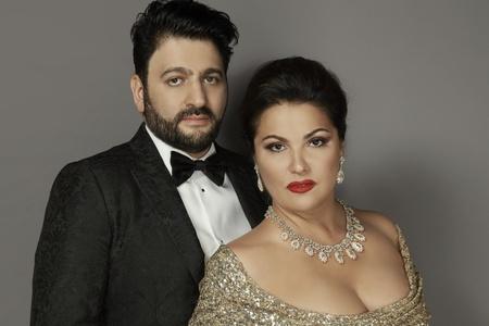 Юсиф Эйвазов и Анна Нетребко. Фото - сайт Московской филармонии