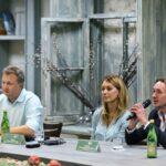 Руководство Астраханского театра оперы и балета представило журналистам нового руководителя балетной труппы
