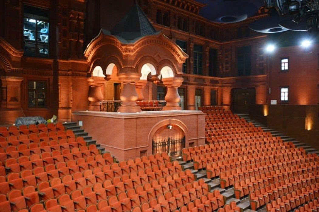 «Геликон» открывает сезон премьерой камерной оперы