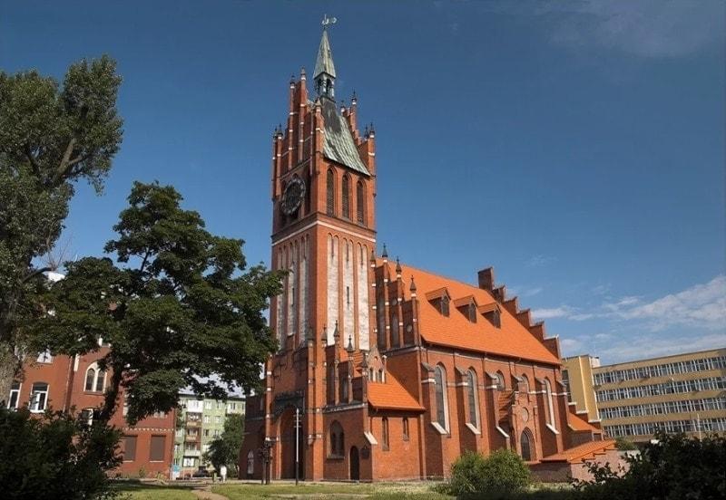 Кирха Святого Семейства (Калининград)