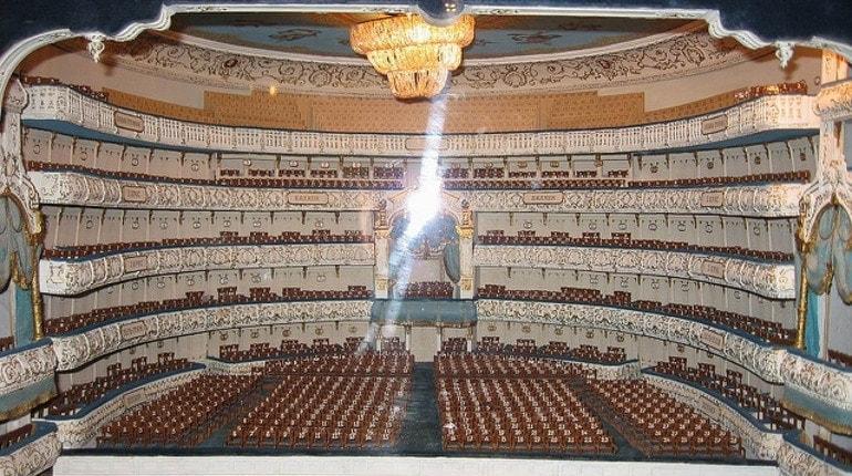Мариинский театр. Фото: flickr.com