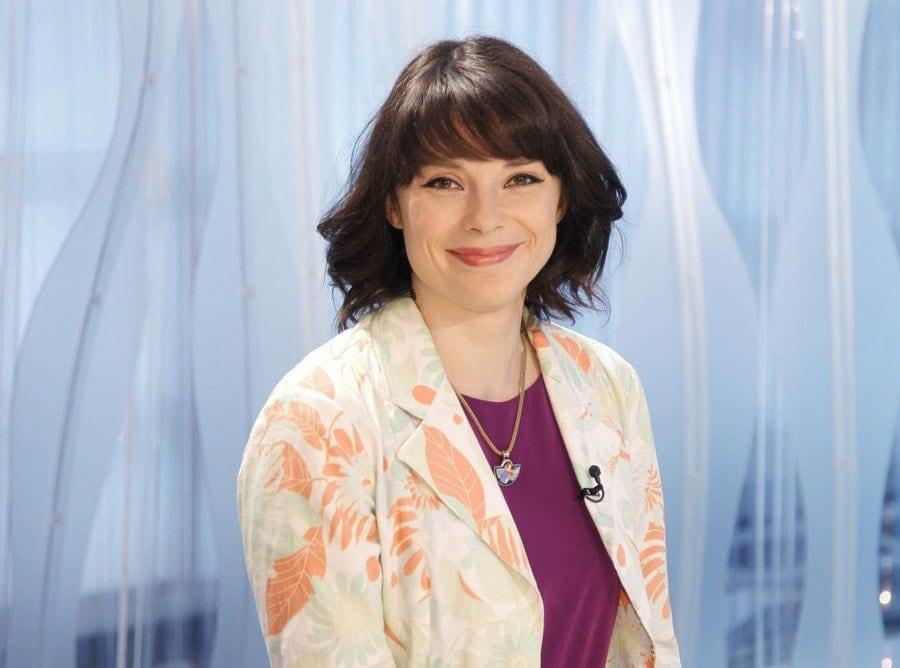 Екатерина Мечетина. Фото - Вадим \шульц