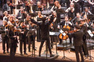 MusicAeterna даст первый после локдауна концерт . Фото - Александра Муравьева