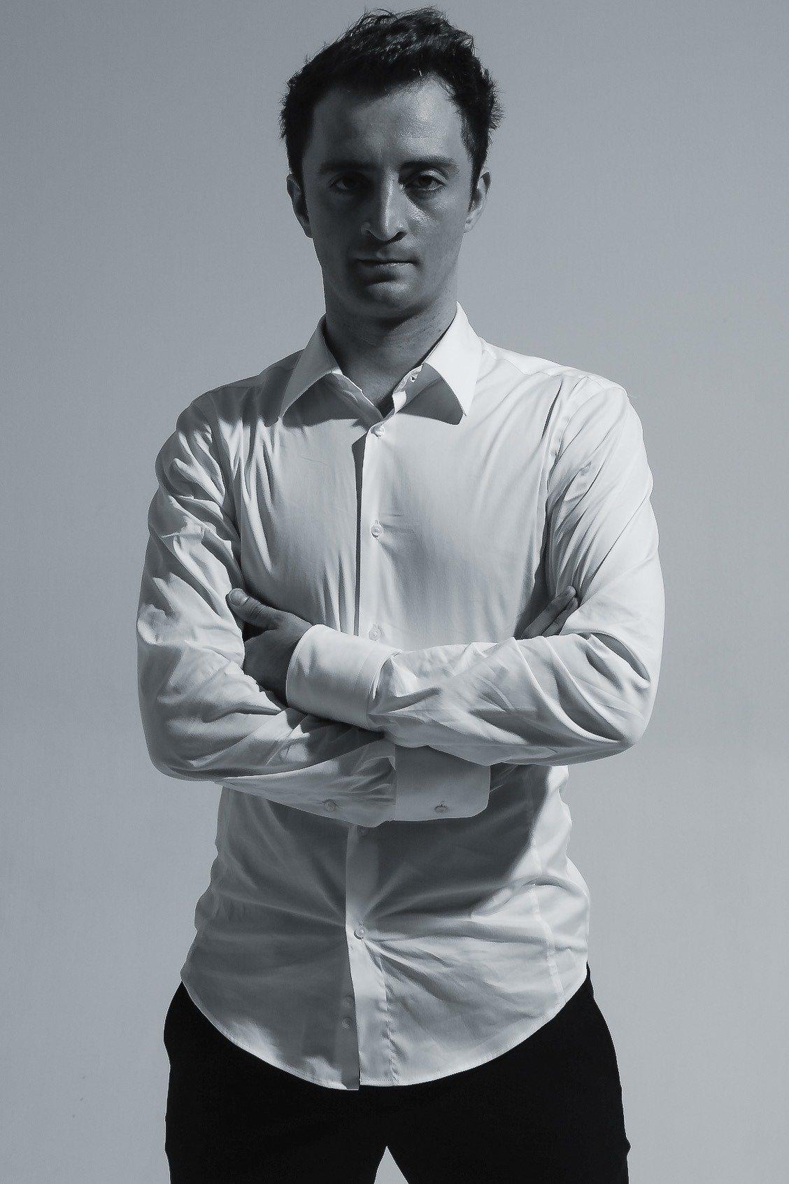 Антон Пимонов. Фото - из личного архива