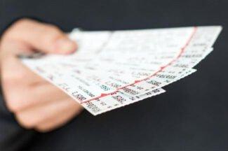 Ваучеры в обмен на билеты