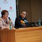 Наталья Ярославцева и Александр Бочарников