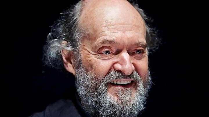 Arvo Pärt. عکس: سایت orthodoxie.com