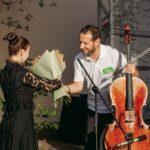 Борис Андрианов стал гостем «Летних музыкальных сезонов » в Ульяновске. Фото - Сергей Семагин