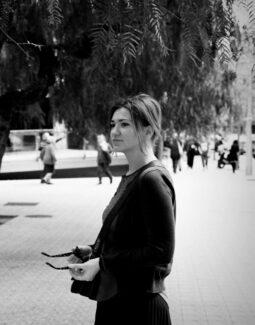 Дарья Карагодина. Фото — Ольга Дубровицкая
