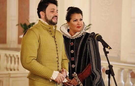 Анна Нетребко и Юсиф Эйвазов. Фото - Дамир Юсупова